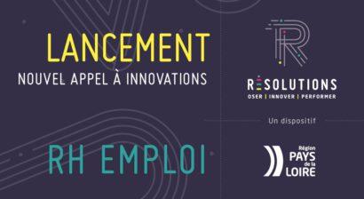 Dispositif Résolutions : l'appel à innovations RH Emploi est lancé !