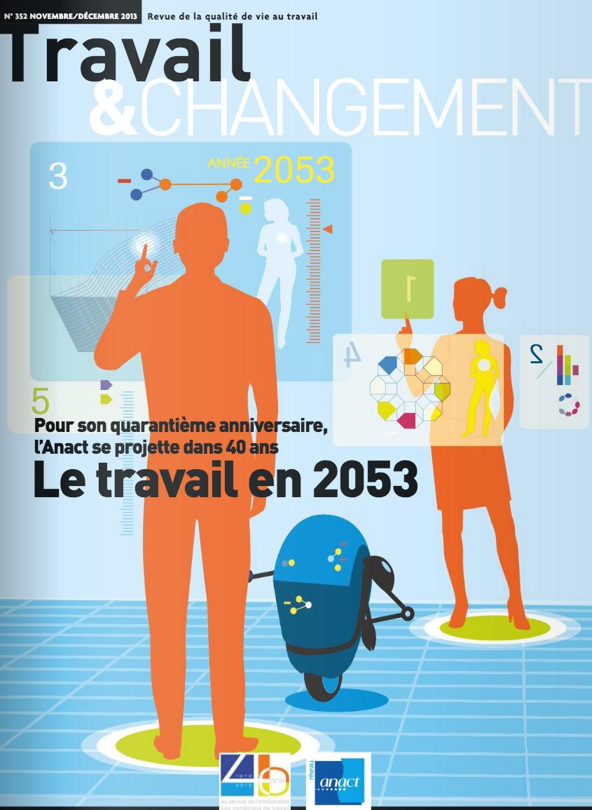 Le travail en 2053