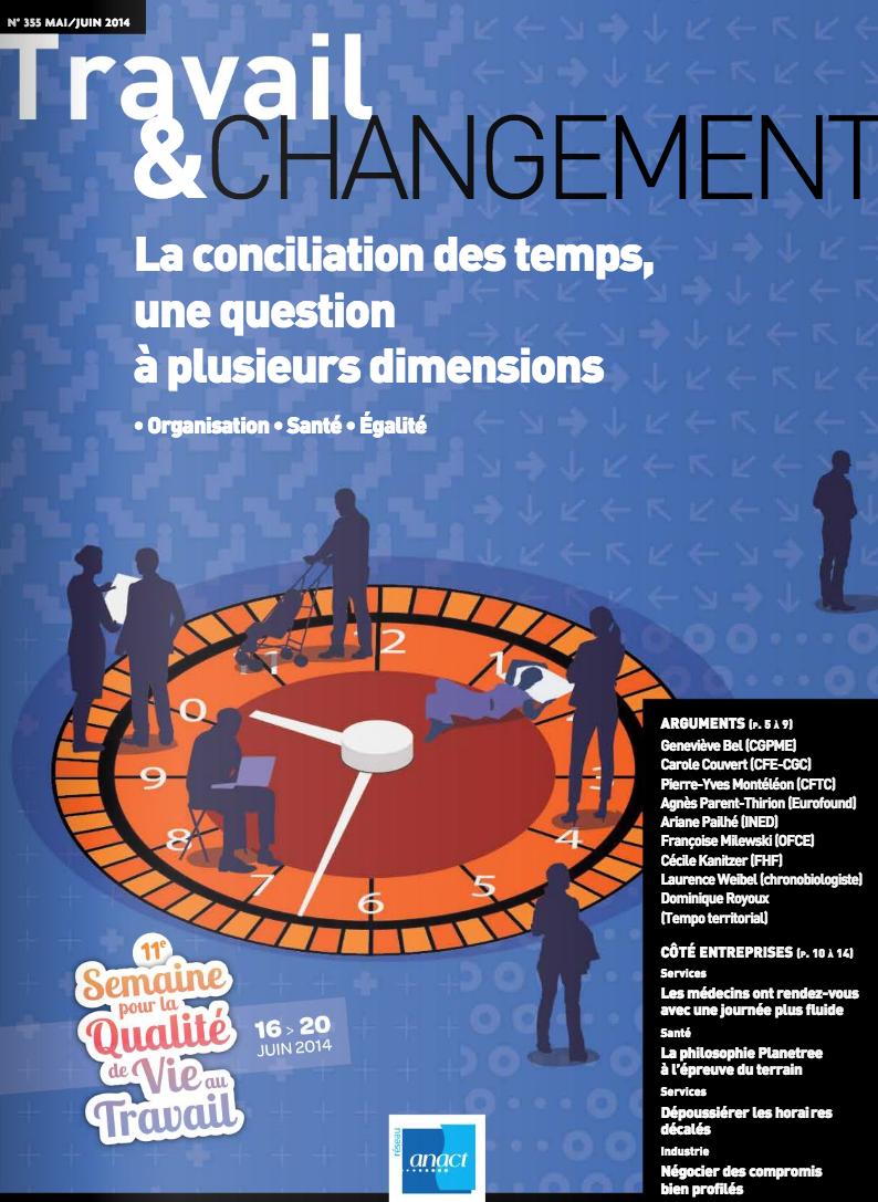 La conciliation des temps, une question à plusieurs dimensions