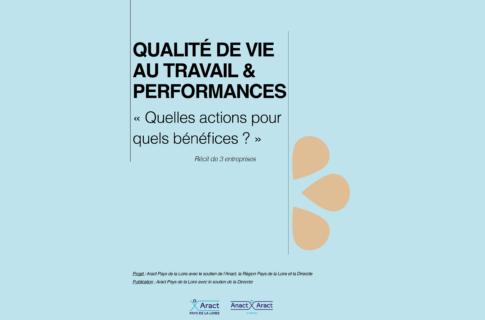 QVT & Performances : quelles actions pour quels bénéfices ?