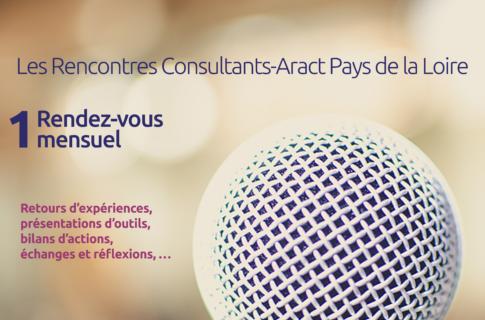 Les Rencontres Consultants-Aract Pays de la Loire