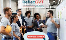 ReflexQVT, la 1ère plateforme qui met en relation entreprises & consultants en Qualité de Vie au Travail
